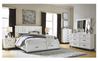 6 Piece Bedroom Set by Ashley