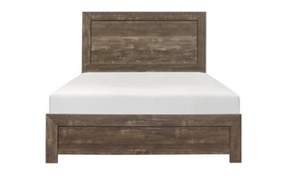 60-in. Queen Sized Bed by Mazin