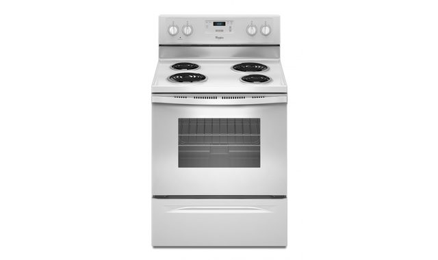 Ywfc150m0ew Cuisiniere Whirlpool Cuisinieres Electriques Accent Meubles