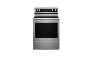 YKFEG500ESS - 30-Inch 5-Element Electric Convection Range