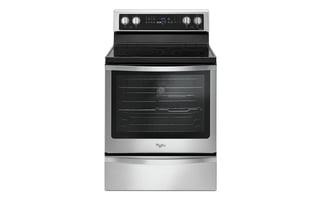 YWFE745H0FS - 6.4 Cu. Ft. Freestanding Electric Range with True Convection