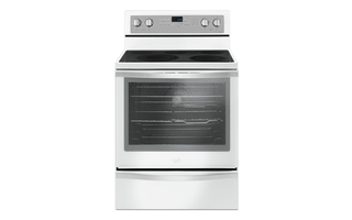 YWFE745H0FH - Whirlpool® 6.4 Cu. Ft. Freestanding Electric Range with True Convection