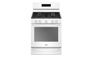 WFG775H0HW - 5.8 Cu. Ft. Freestanding Gas Range with Frozen Bake™ Technology