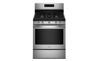 WFG550S0HZ - 5.0 cu. ft. Freestanding Gas Range with Fan Convection Cooking
