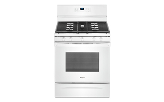 WFG550S0HW - 5.0 cu. ft. Freestanding Gas Range with Fan Convection Cooking