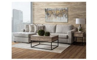 Customizable Sofa Sectional by Elran