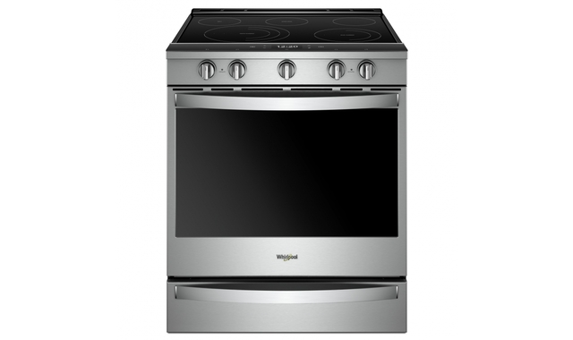 Ywee750h0hz Cuisiniere Whirlpool Cuisinieres Electriques Accent Meubles