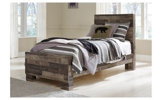 Complete Bed Twin Size (39 in.) by Ashley