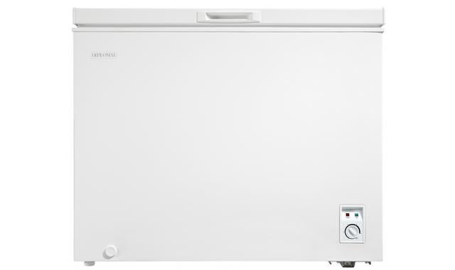 Dcfm070c1wm Congelateur Diplomat Congelateurs Horizontaux Accent Meubles