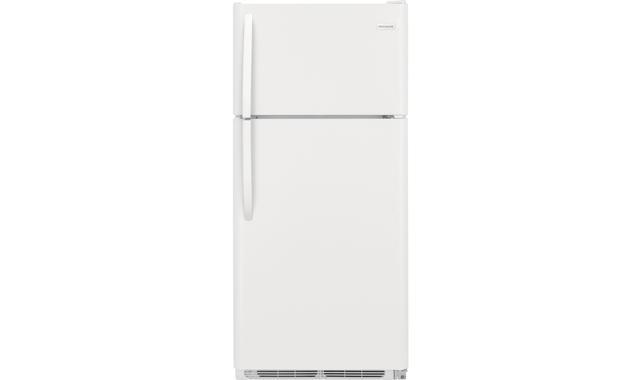 Fftr1814tw Refrigerateur Frigidaire Refrigerateurs A Congelateur Superieur Accent Meubles