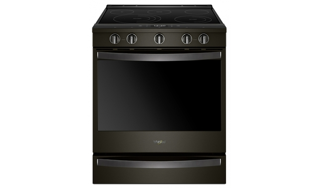 Ywee750h0hv Cuisiniere Whirlpool Cuisinieres Electriques Accent Meubles