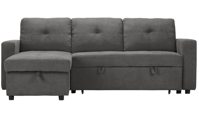 Sofa Recamier Avec Lit De Monarch Sectionnels Accent Meubles