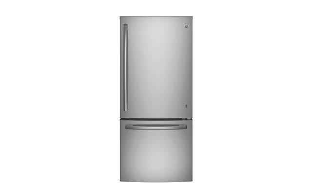 Gde21dskss Refrigerateur Ge Refrigerateurs A Congelateur Inferieur Accent Meubles