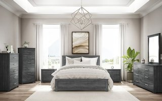 7-Piece Bedroom Set by MEQ