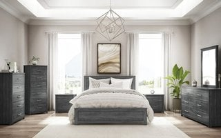 8-Piece Bedroom Set by MEQ