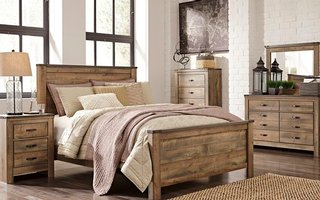 6-Piece Bedroom Set by Ashley