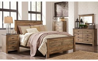 7-Piece Bedroom Set by Ashley