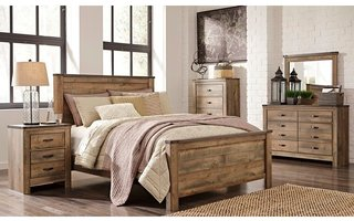 8-Piece Bedroom Set by Ashley