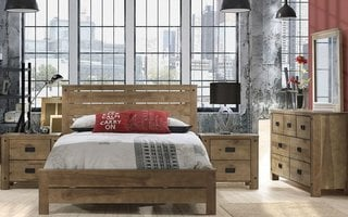 7-Piece Bedroom Set by Arboit & Poitras