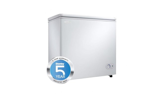 Dcf055a2wdb Congelateur Horizontaux Danby Congelateurs Horizontaux Accent Meubles