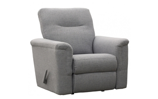 Rocking Recliner Armchair by Elran