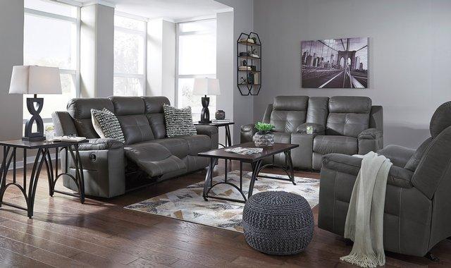 Sofa Inclinable En Tissu De Ashley Sofas Accent Meubles