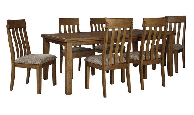 Table Avec Rallonge Papillon De Ashley Tables Accent Meubles