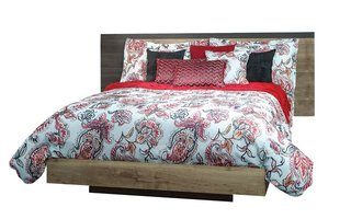 Complete Bed Queen Size 60 in. by Concordia Furniture