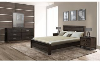 7-pc Bedroom Set by Villageois